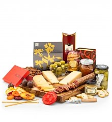 Cheese, Charcuterie Gifts: Artisan Cheese & Charcuterie Picnic Menu
