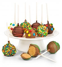 Cakes and Desserts: Birthday Cake Pops