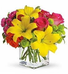 Flower Bouquets: Sunsplash