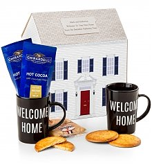 Gourmet Gift Baskets: Welcome Home Cocoa For Two